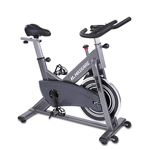MaxKare Belt Drive Spin Bike