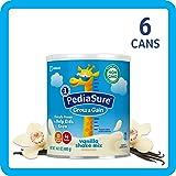 Similac 雅培 小安素 PediaSure Grow & Gain 儿童营养奶昔(2岁+) 香草味 6罐装 (400g*6)