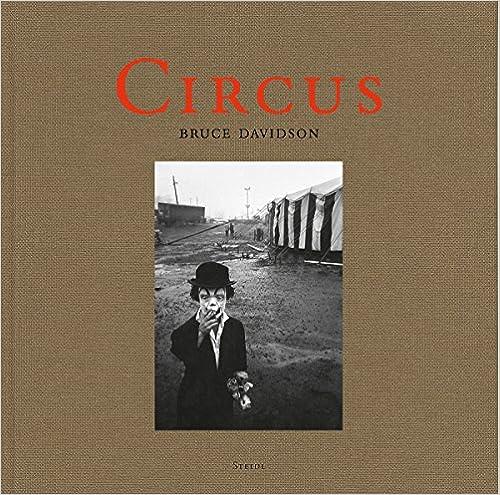 Bruce Davidson Circus