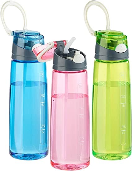 BPA Free Tritan 500ml Children auslaufsiche Bottle S Adoric Sports Drinking Bottle,