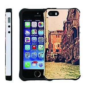 [ManiaGear] tole resistente cubierta protectora (criptococosis) Imagen para iphone 5/5S