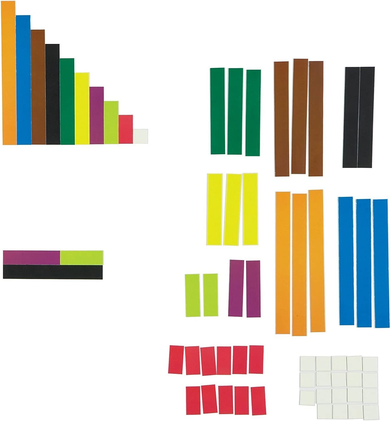 cuisenaire rods math manipulative for high school