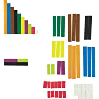 Learning Resources LER7708 Magnetic Cuisenaire Rods