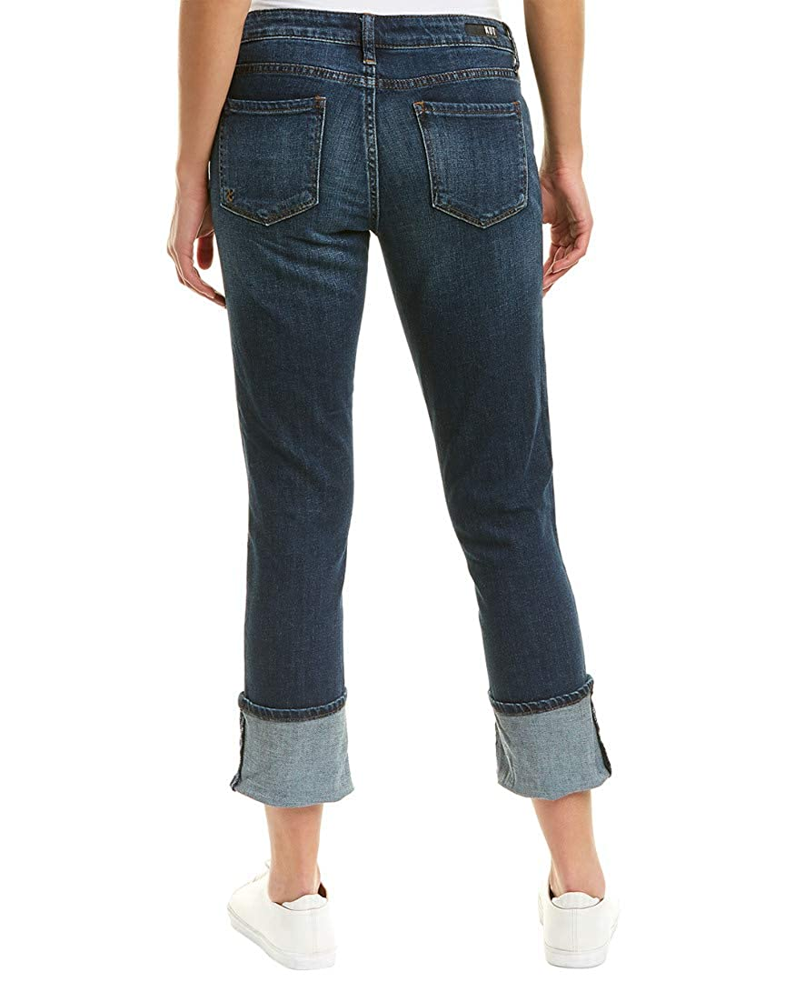 KUT from the Kloth Womens Jeanne Private Straight Leg 2