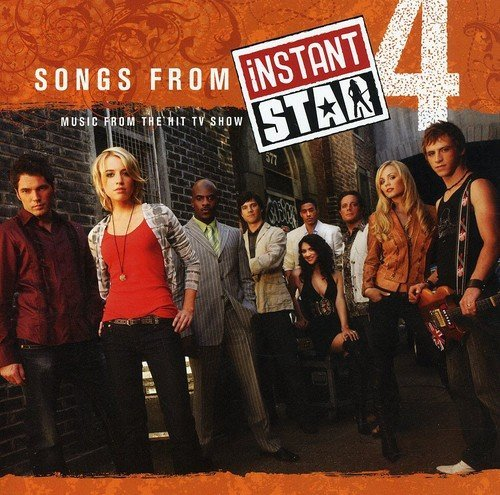 Price comparison product image Songs From Instant Star 4 by Songs from Instant Star 4 (2008-08-19)