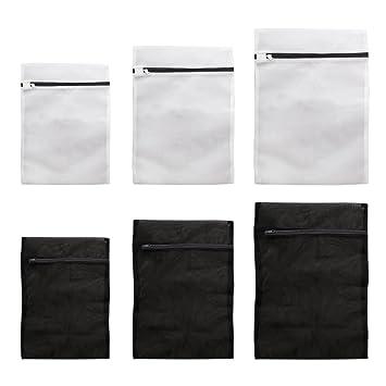6pcs Wascherei Taschen Waschen Staubsaugerbeutel Filterbeutel Fur
