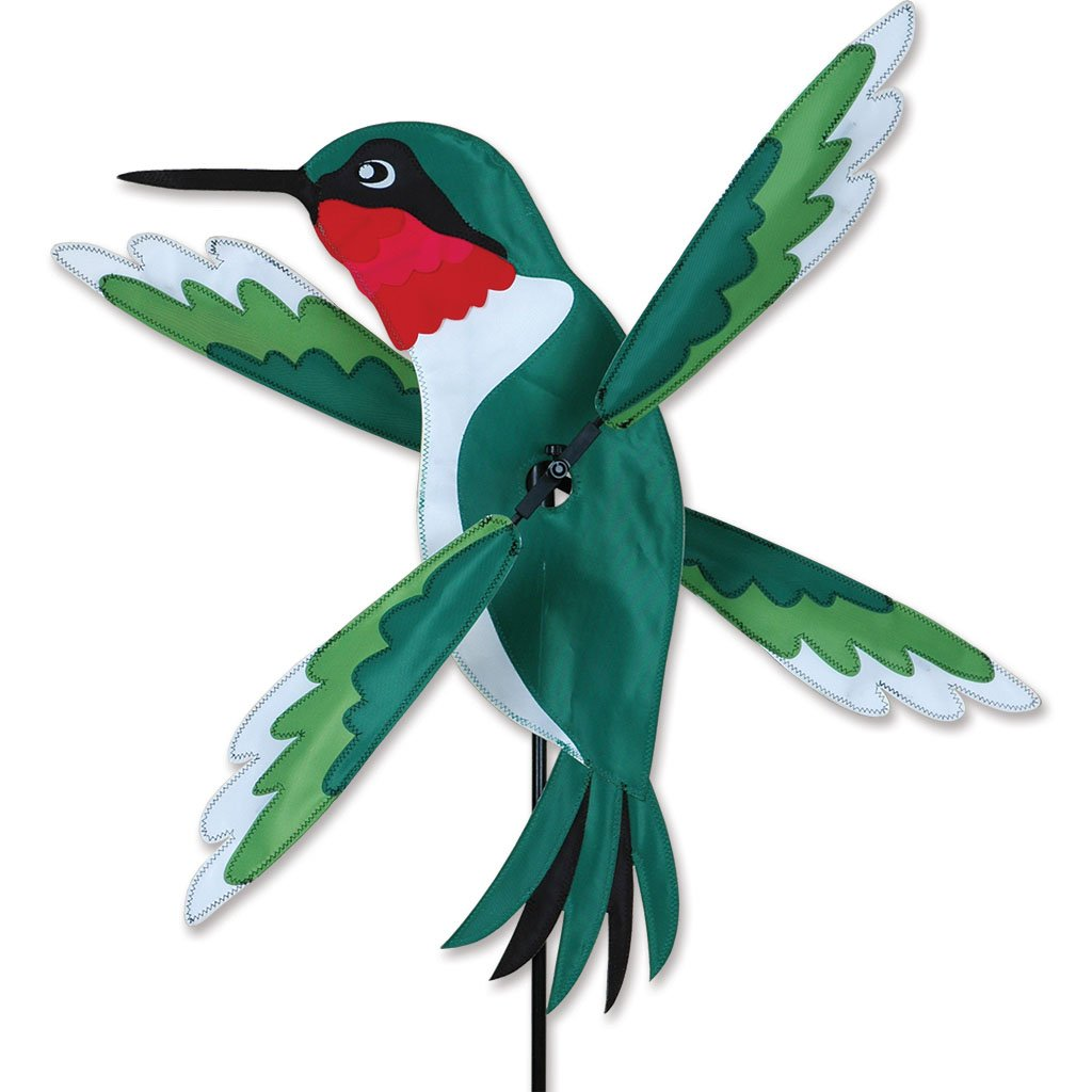 Amazon.com : Whirligig Spinner   Hummingbird Spinner : Wind Sculptures :  Garden U0026 Outdoor