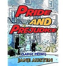 Pride And Prejudice (Large Print)
