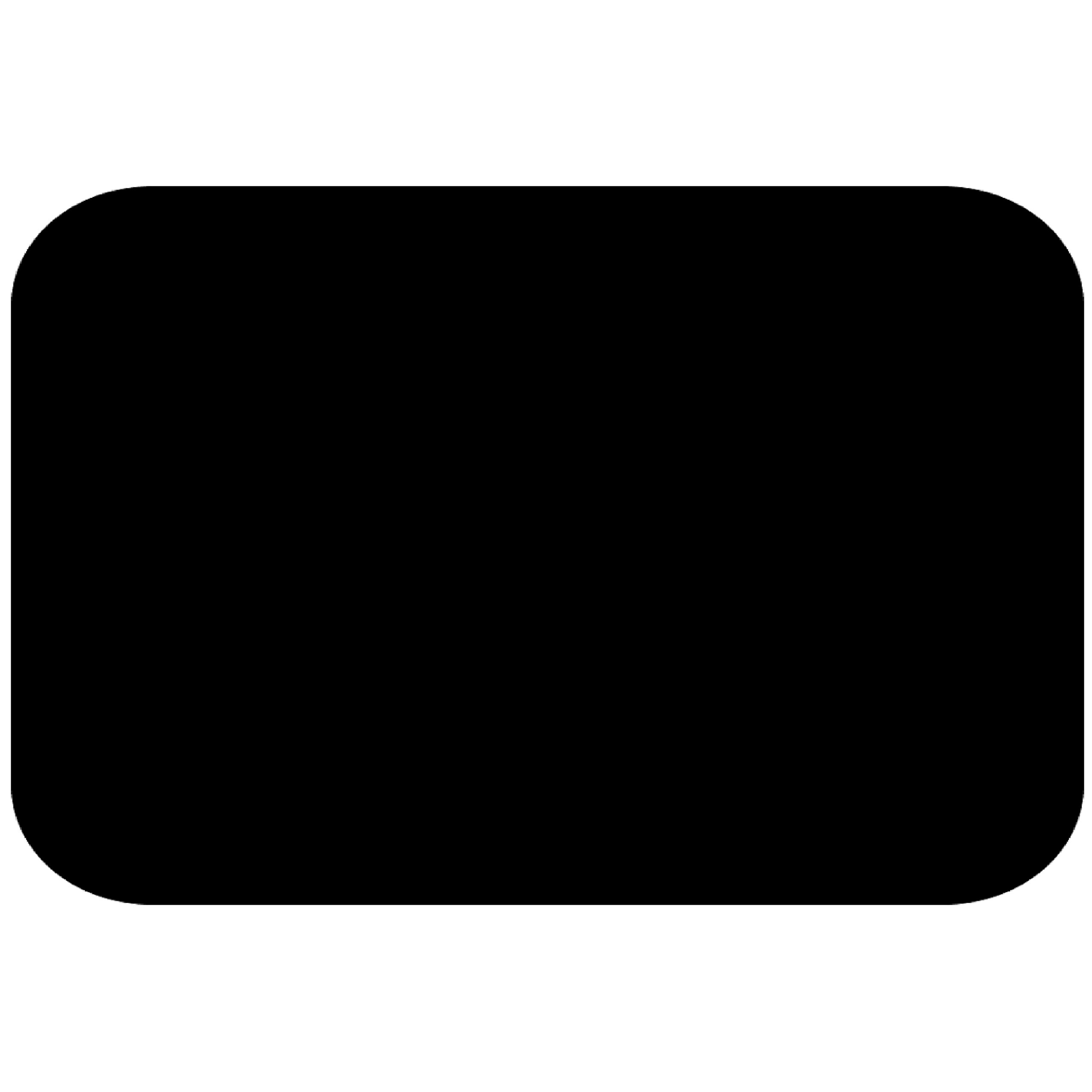 Colonial Cards: 100 Color Cardstock 4'' x 6'' Index Cards, Black, Unruled with Rounded Corners