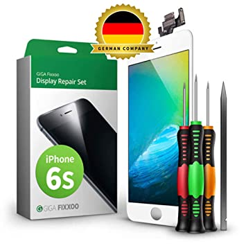 GIGA Fixxoo Kit Completo de Reemplazo de Pantalla iPhone 6s LCD ...