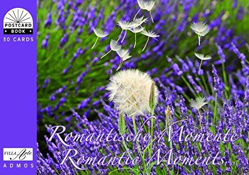 Romantische Momente/Romantic Moments: Postkartenbuch