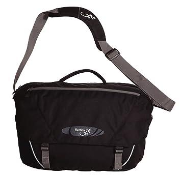 Alforjas ordenador portátil-MESSENGER BAG-Bolsa de mano para uso profesional o de ocio: Amazon.es: Equipaje