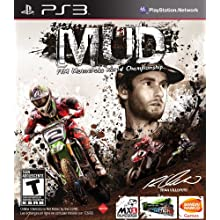 MUD - FIM Motocross World Championship - Playstation 3