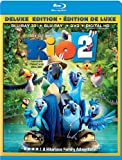Rio 2 (Deluxe Edition) [Blu-ray 3D + Blu-ray + DVD + Digital Copy] (Bilingual)