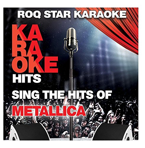 Best karaoke cds metallica list