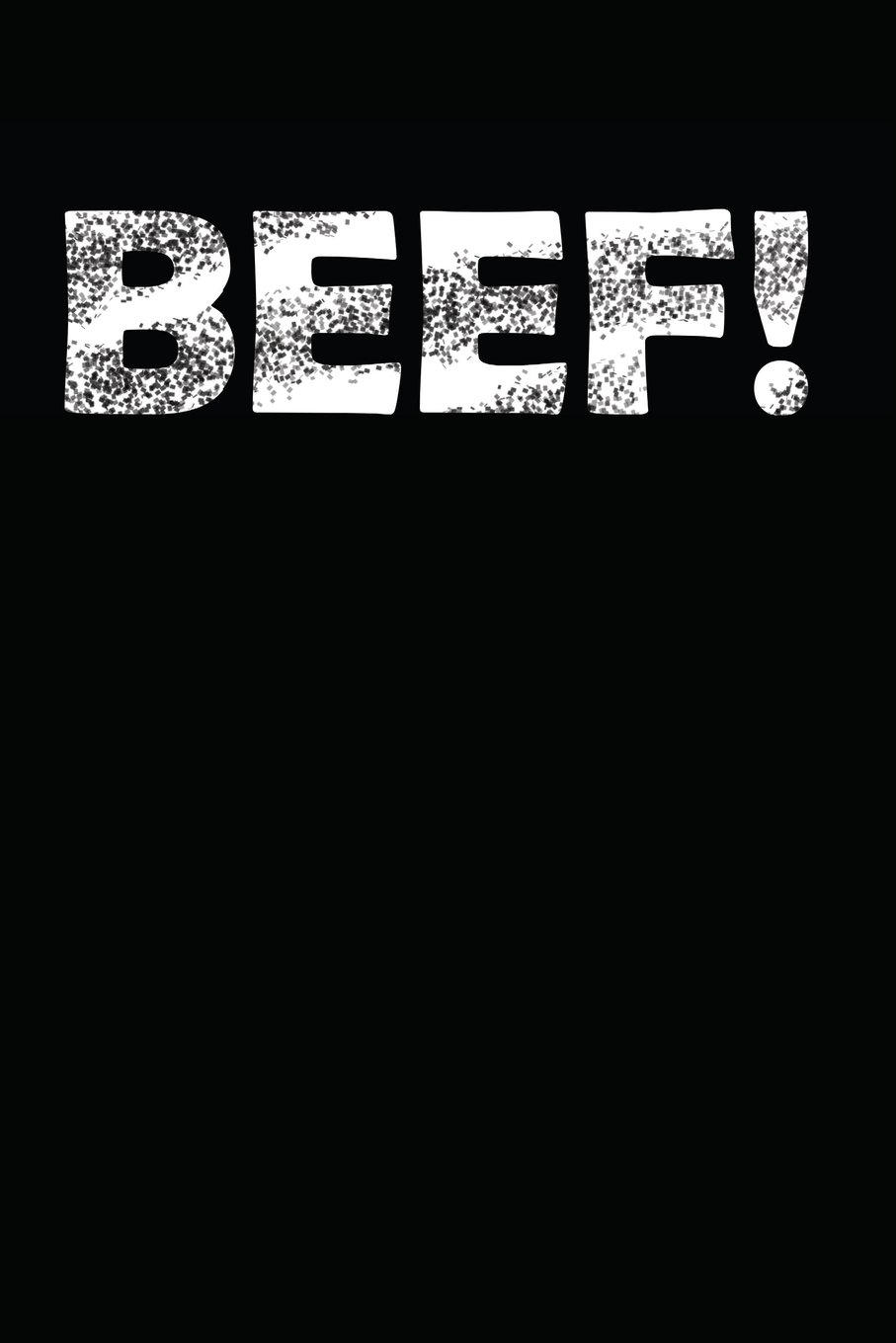 Download Beef: Notebook / Journal / 110 Lined Pages ebook