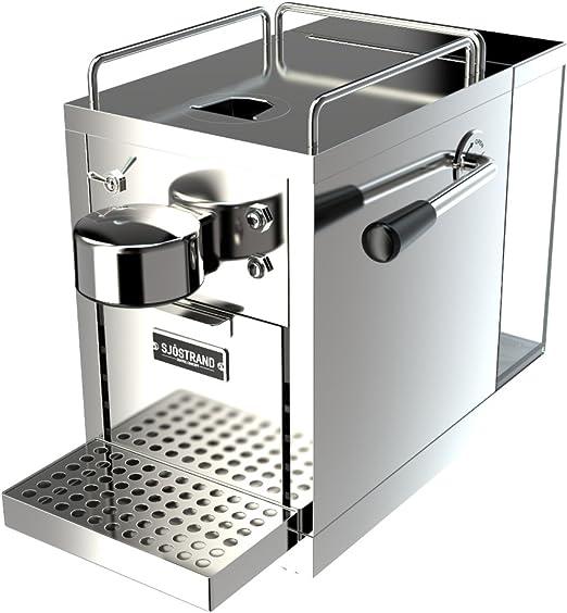 Sjá¶Strand Cafetera de Cápsulas, Compatible con Nespresso Sistema ...