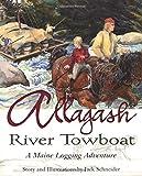 Allagash River Towboat: A Maine Logging Adventure