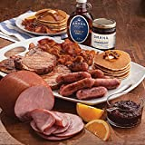 Gourmet Foods, Brunch Pack, 2-3 lb. Smoked Boneless Ham Four 8 oz. Smoked Pork Chops 2 lb. Original Pancake Mix 1 lb. Maple Country Sausage Links (10 ct) 1 lb. Cheddar Breakfast Links (10 ct) 1 lb. Sl