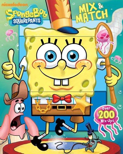 Spongebob Squarepants Mix & (Spongebob Squarepants Spongebob Board Game)
