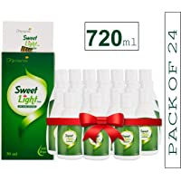 Nectarea Sweet Light Drops 720 ml Zero Calorie Sugar Free Liquid Sweetener - Pack of 24 (14400 Drops)