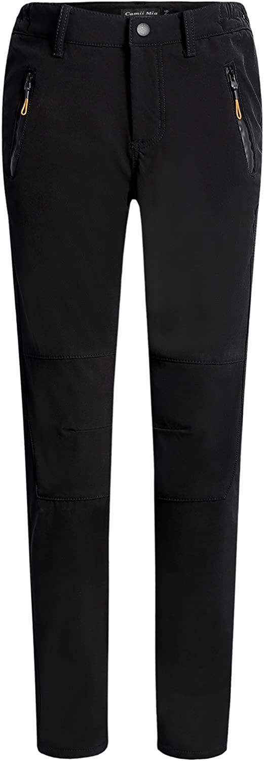 Camii Mia Womens Windproof Waterproof Sportswear Fleece Ski Hiking Pants
