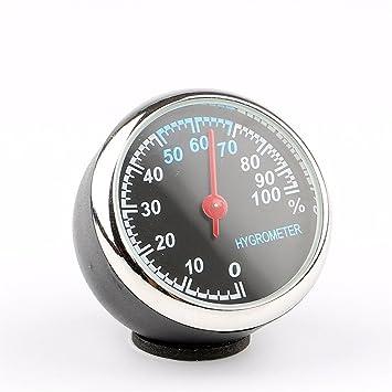 JISHUQICHEFUWU Das Auto Clock/Auto Thermometer/Fahrzeug ...