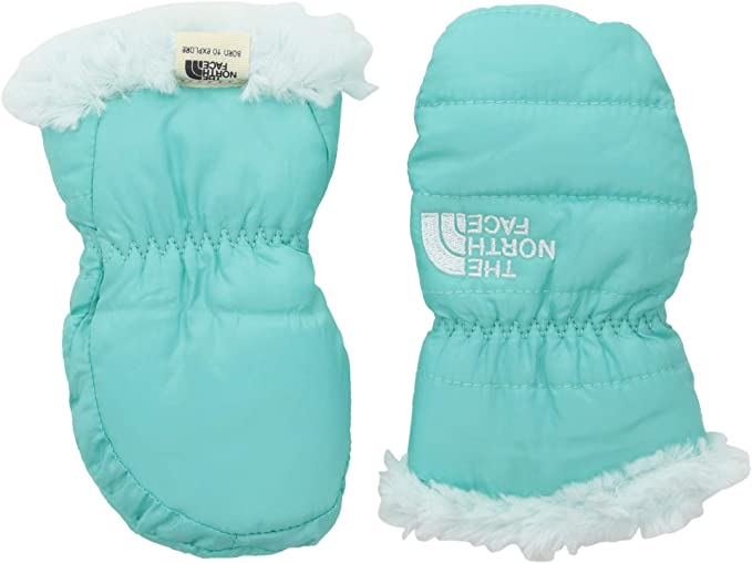 6036a5490 The North Face Baby Reversible Mossbud Swirl Mitt