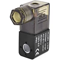 Sellify 220VAC Electrical Pneumatic Air Solenoid Valve Coil w LED Light