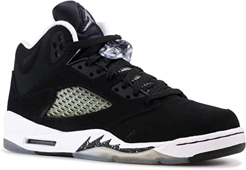 good selling sneakers for cheap amazing selection Amazon.com | AIR JORDAN 5 Retro (Gs) 'Oreo' - 440888-035 - Size ...