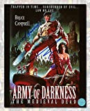 #2: Bruce Campbell Autographed Ash Army of Darkness Movie Poster 8x10 Photo - Authentic Autographed Autograph