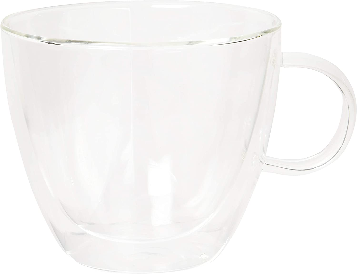 Villeroy & Boch Artesano Hot Beverages Cup (Set of 2), Large, Clear