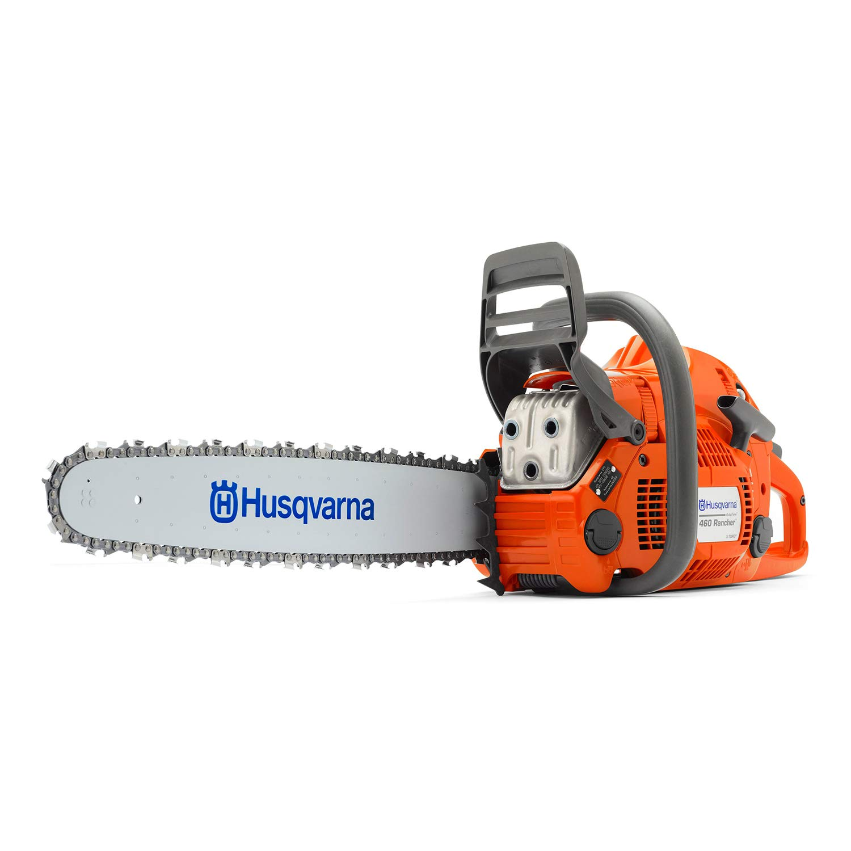 Husqvarna 24 Inch 460 Rancher Gas Chainsaw