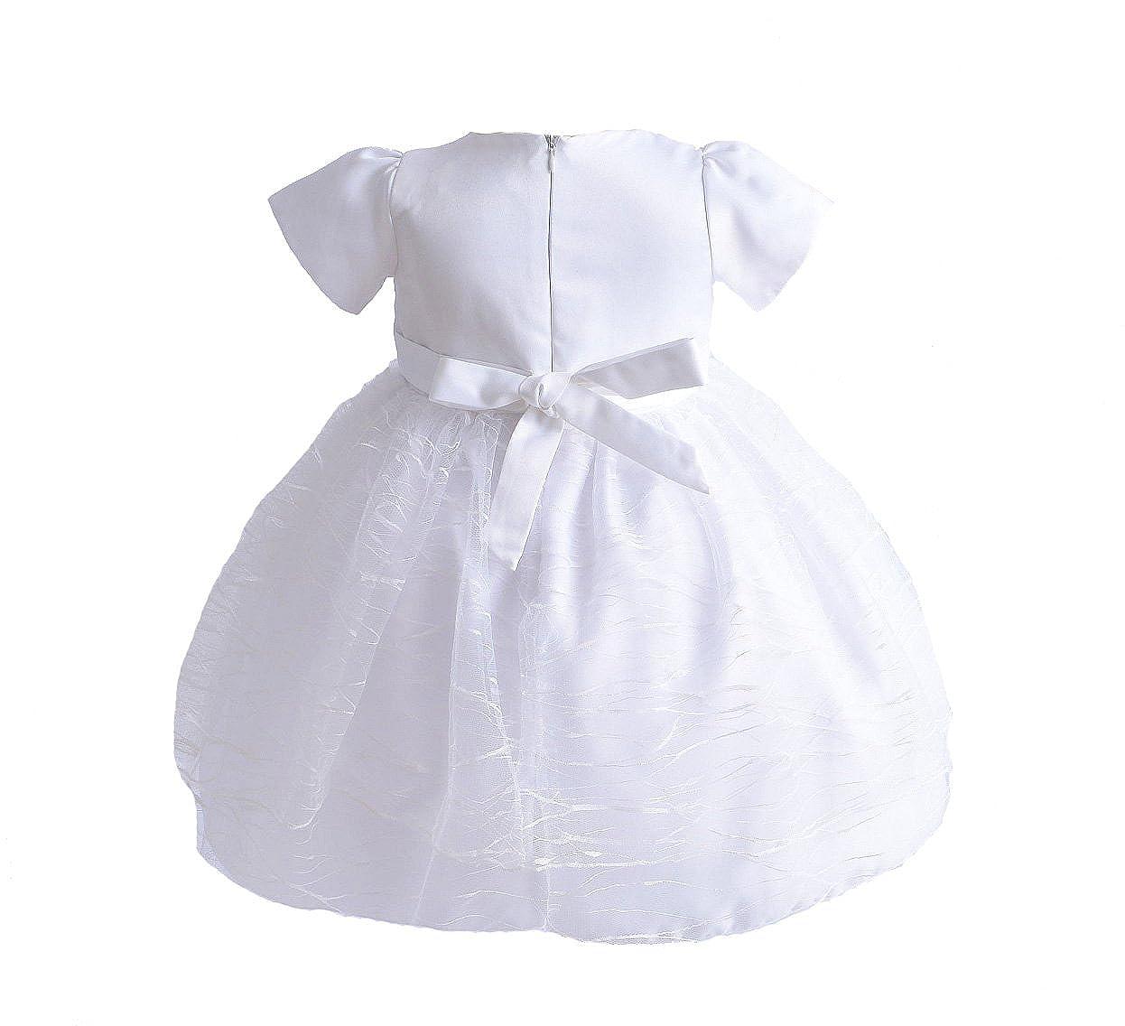 da01809de9901 Cinda Robe de fête   baptême  Amazon.fr  Vêtements et accessoires