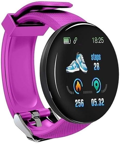 Amazon.com: aiversal Smart Watch, Bluetooth Smartwatch for ...