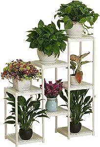 MILAYA JI Bin Shop® Soporte De Flores De Interior, Soporte De ...