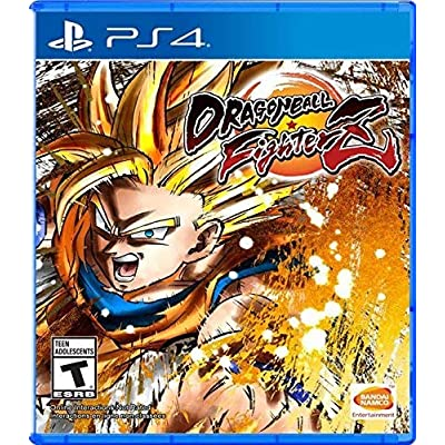 Dragon Ball Fighterz - PlayStation 4: Bandai Namco Games Amer: Video Games