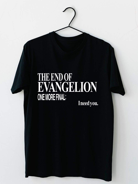 Neon Genesis Evangelion I Need You T Shirt For Unisex