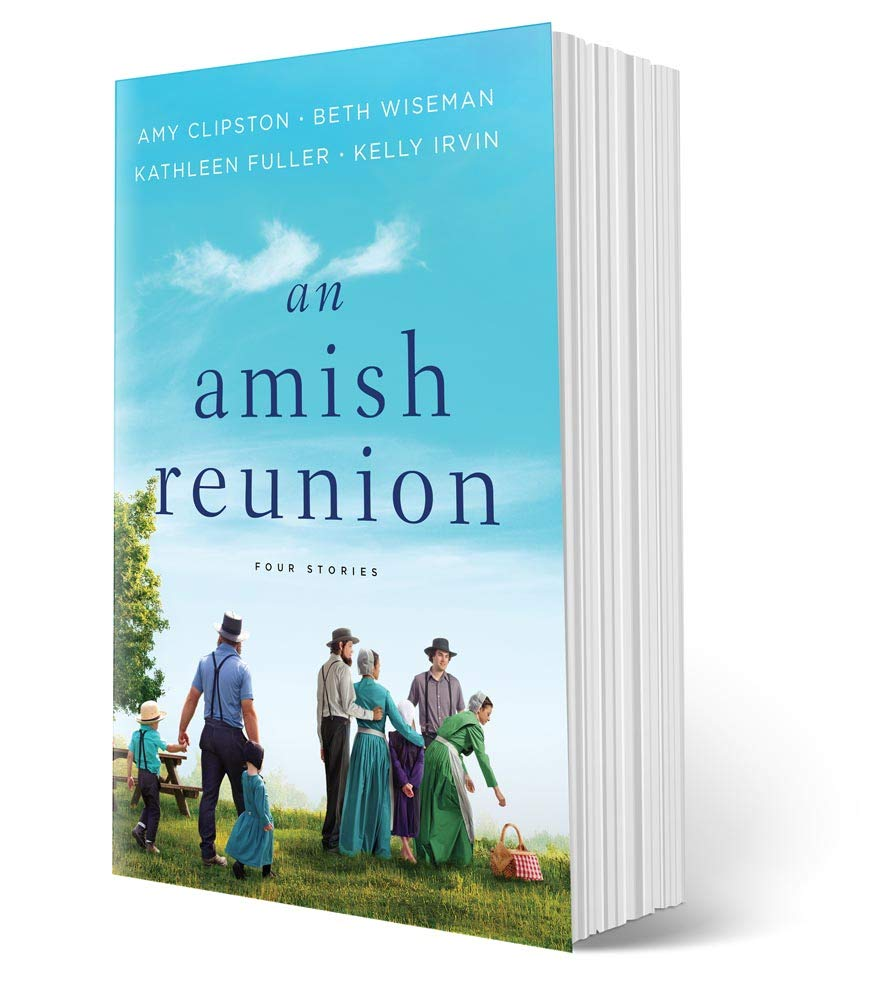An Amish Reunion: Four Stories {A Book Review}