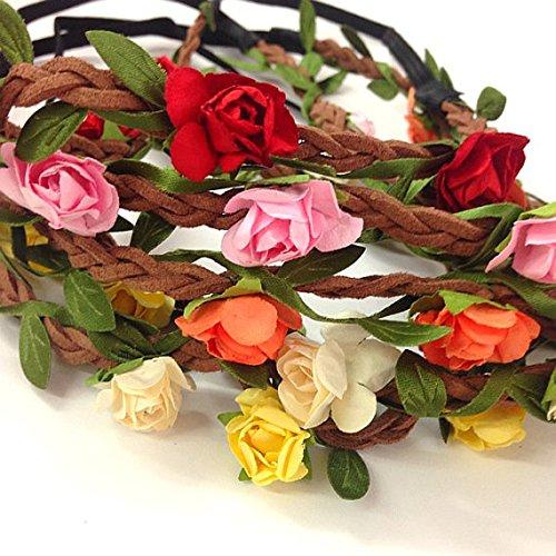 Flower Headband coachella Wedding Goodgoods