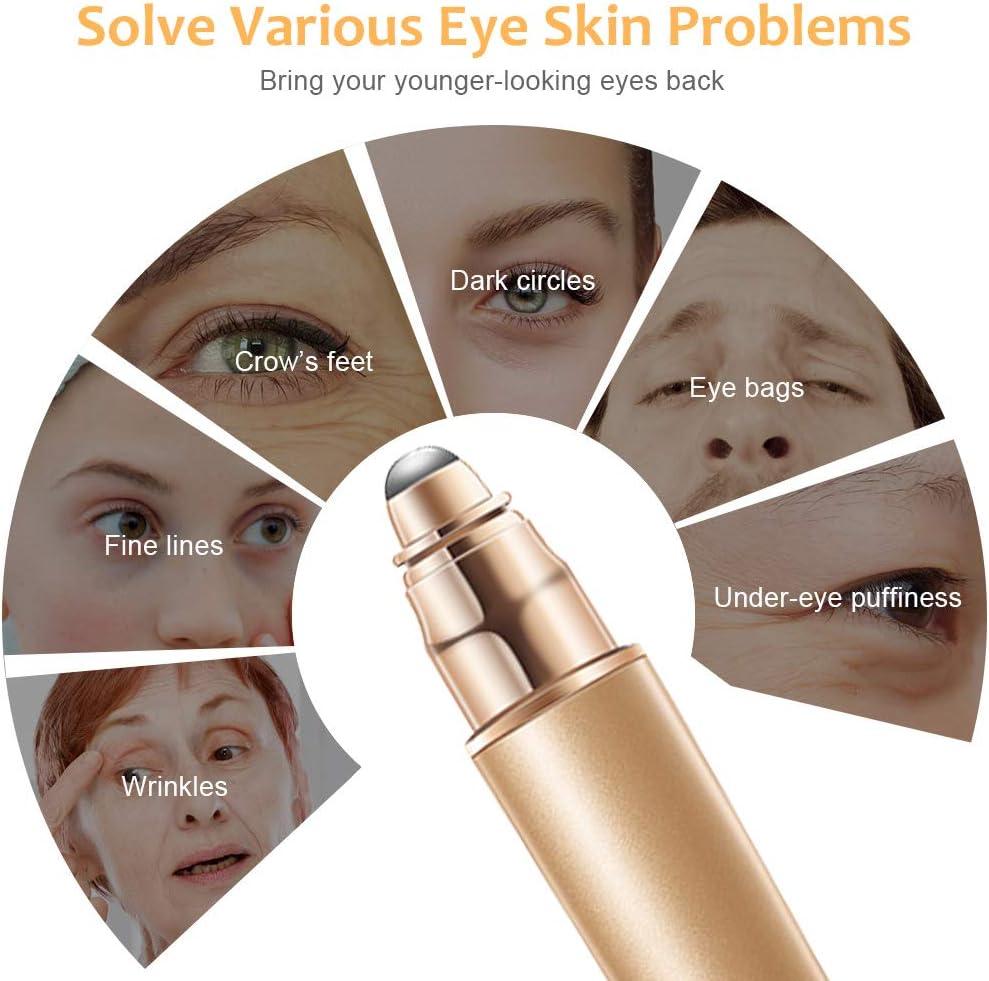 Aplicaciones de los masajeadores de ojos