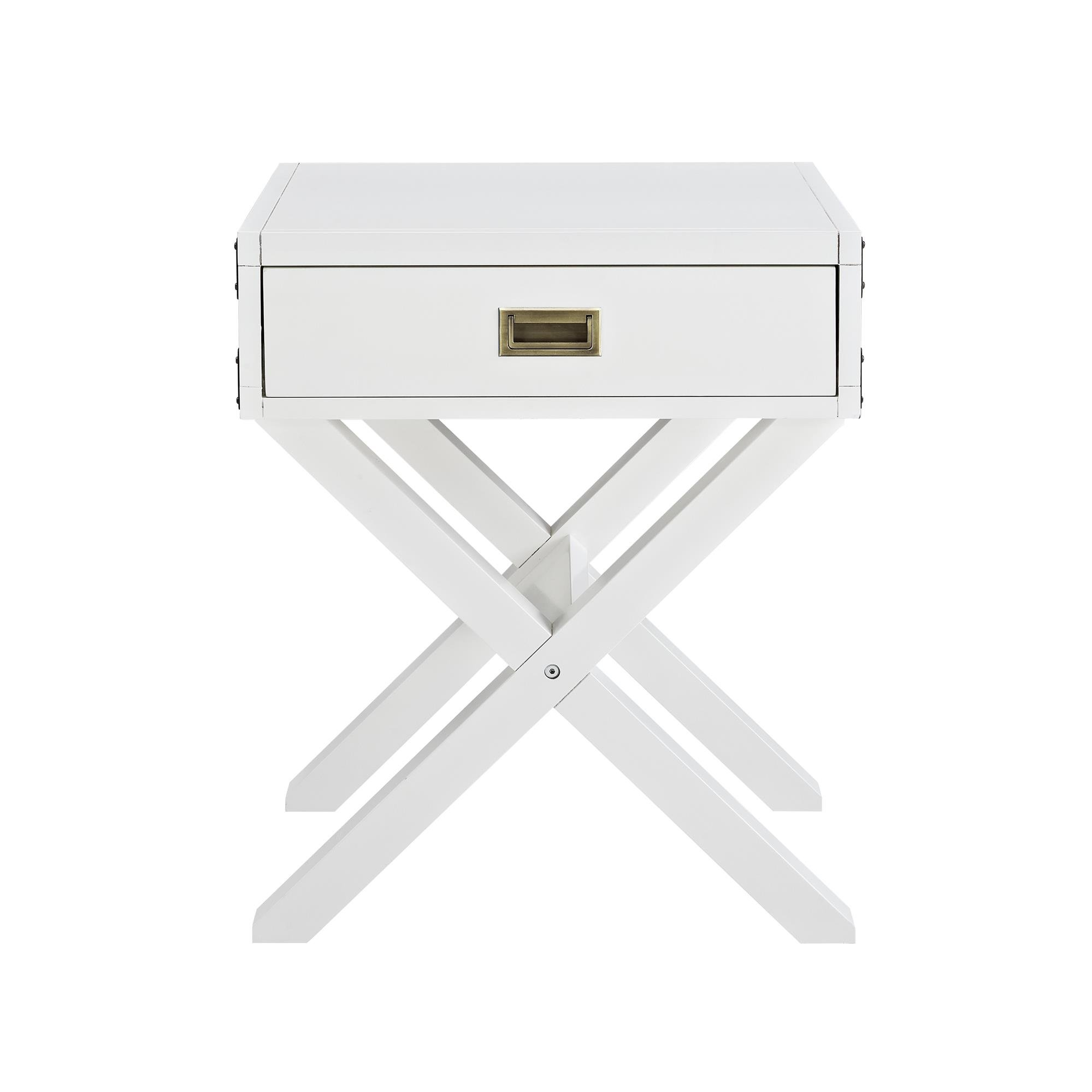 Baby Relax Miles Nightstand, White by Baby Relax (Image #2)