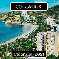 Colombia Calendar 2021