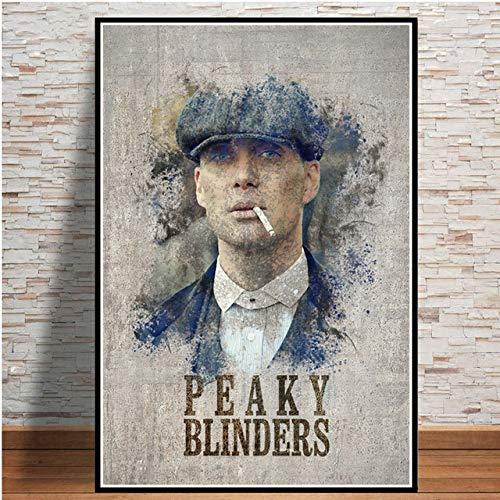 Eleanor Art Painting Peaky Blinders, Cillian Murphy, Actor Serie de ...