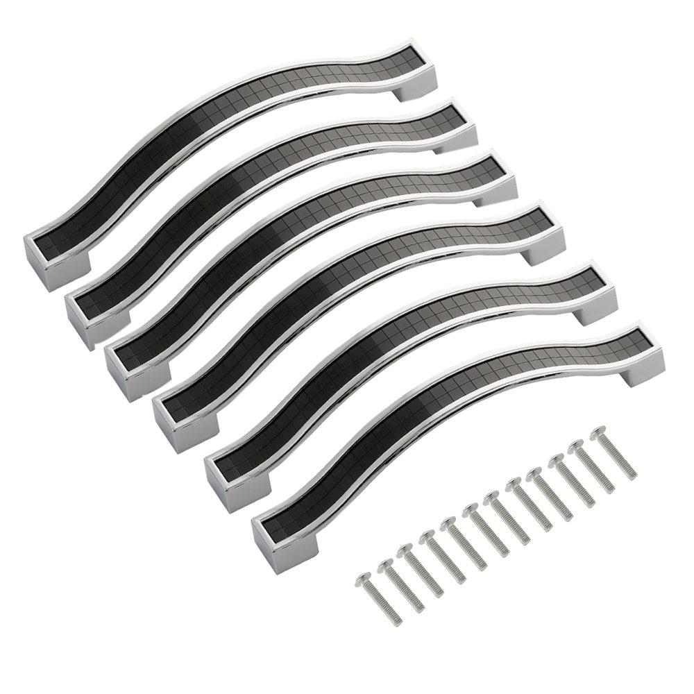 Size 12-Piece 7.5 Melange 612409797049 Moderno Stainless Steel Dinner Forks Set