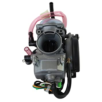 Amazon.com: JDMSD New Carburetor For Kawasaki Prairie 300 ... on