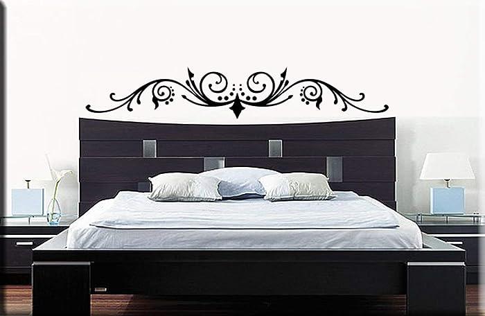 Decorazioni Murali Camera Da Letto : Decorazione muro camera da letto joodsecomponisten