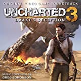 Uncharted 3: Drake's Deception by Greg Edmonson (2011-11-15)