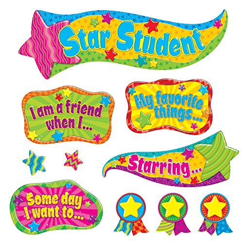 - TREND enterprises, Inc. You're the Star Bulletin Board Set
