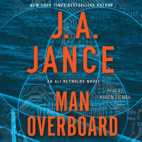 Man Overboard: An Ali Reynolds Novel Audiobook [Free Download by Trial] thumbnail